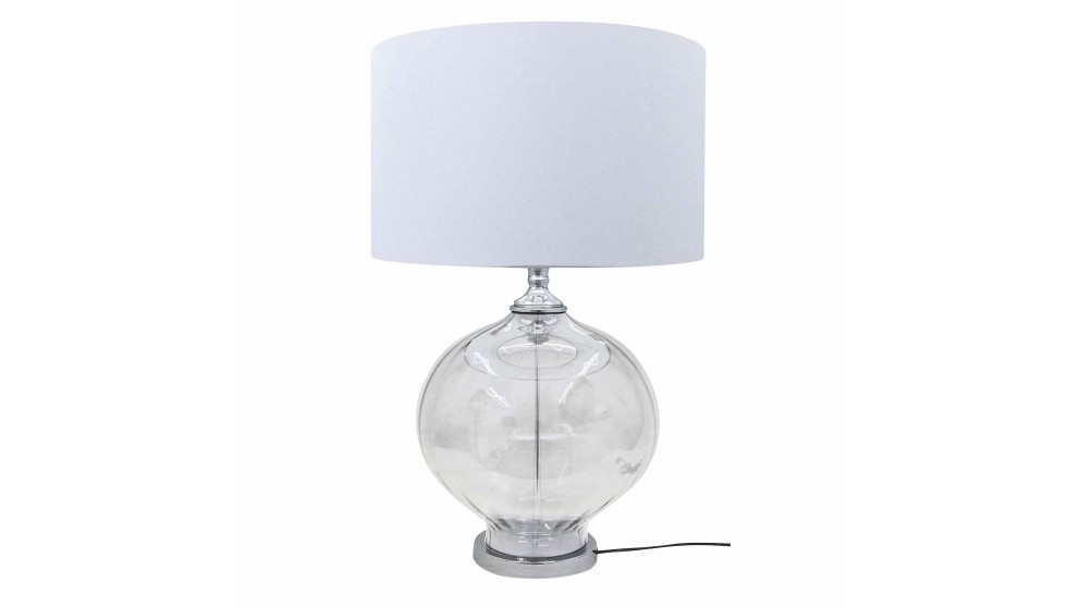 Capri Table Lamp - White