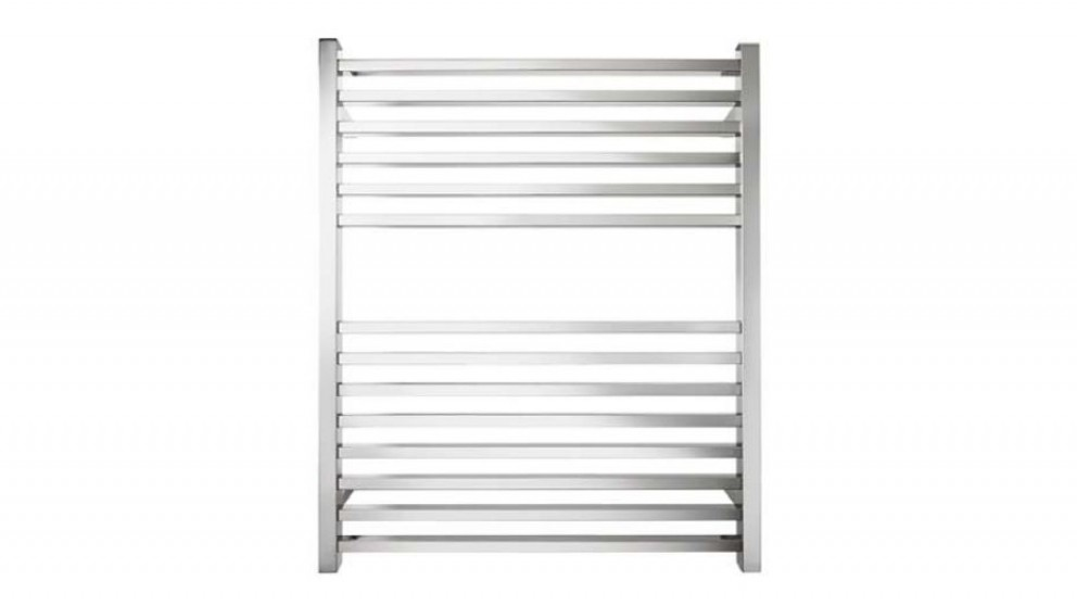 Forme Tranquillity Premium 14-Bar Wide Square Heated Towel Rail