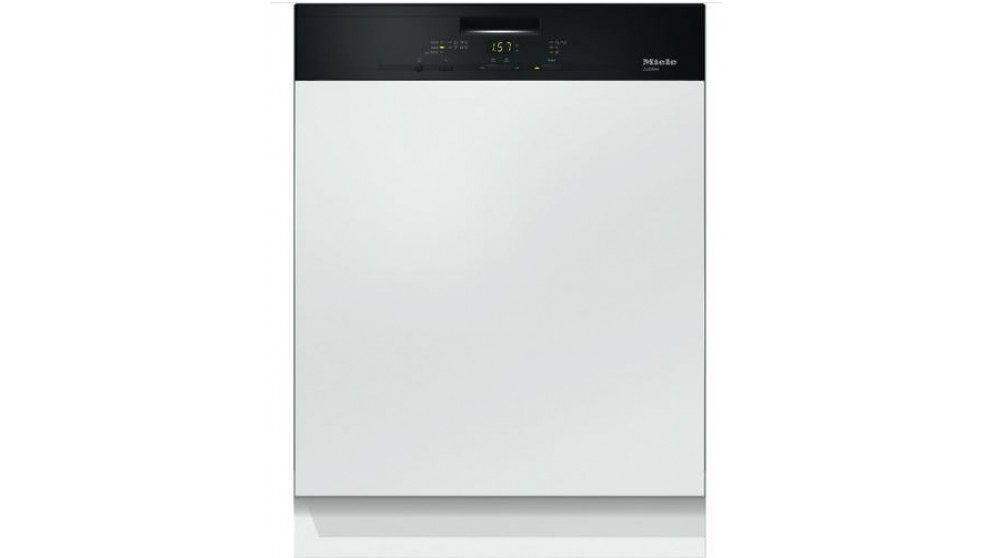 Miele G 4930 i 60cm Integrated Dishwasher - Obsidian Black