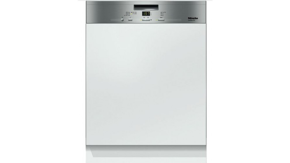 Miele G 4930 SCi 60cm Integrated Dishwasher - Clean Steel