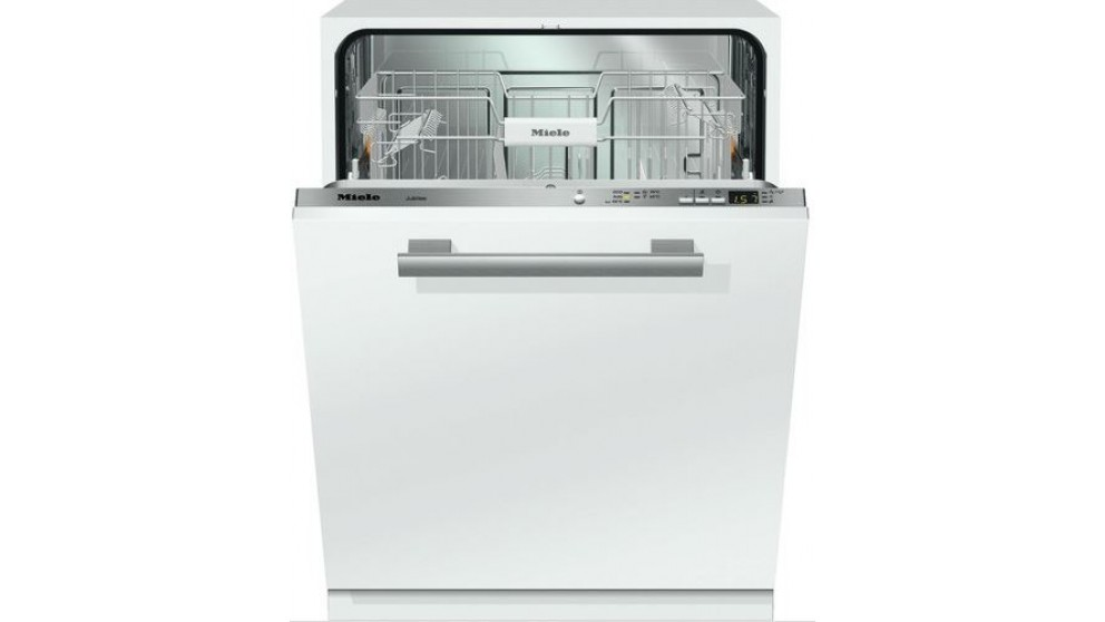 Miele G 4980 Vi 60cm Fully Integrated Dishwasher - Stainless Steel