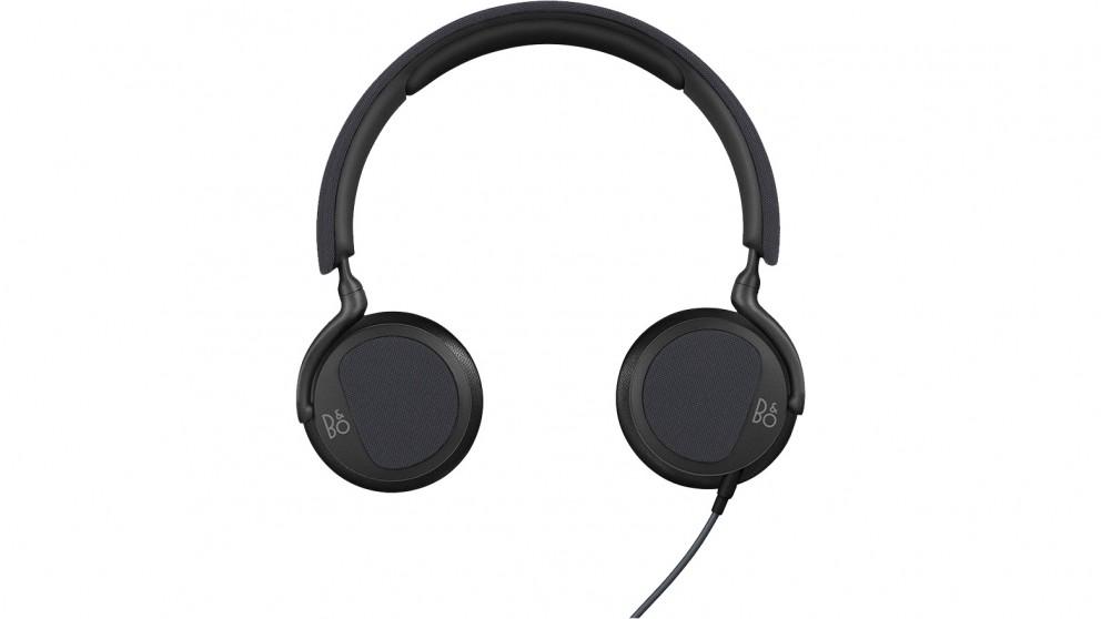 B&O PLAY Beoplay H2 Flexible On-Ear Headphones - Carbon Blue