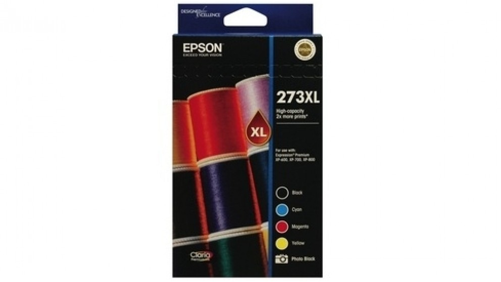 Epson 273XL Premium Ink Cartridge Pack