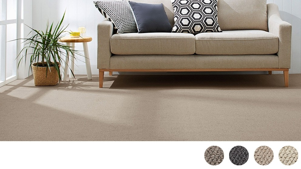 Casual Tones Carpet Flooring