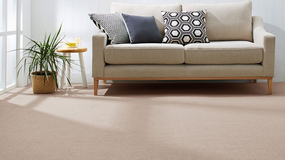 Casual Tones Taupe Basket Carpet Flooring