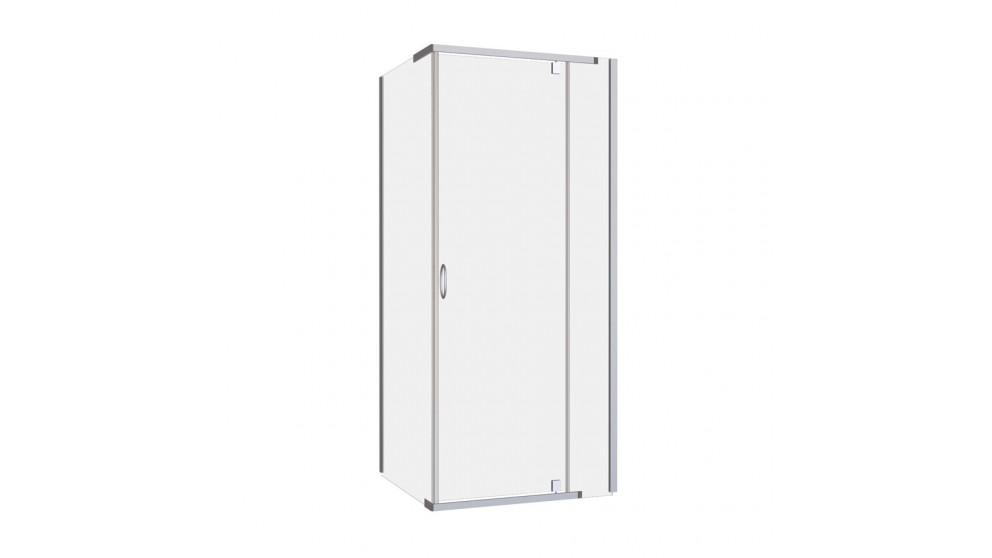 Decina Cascade 1000mm Centre Chrome Shower System