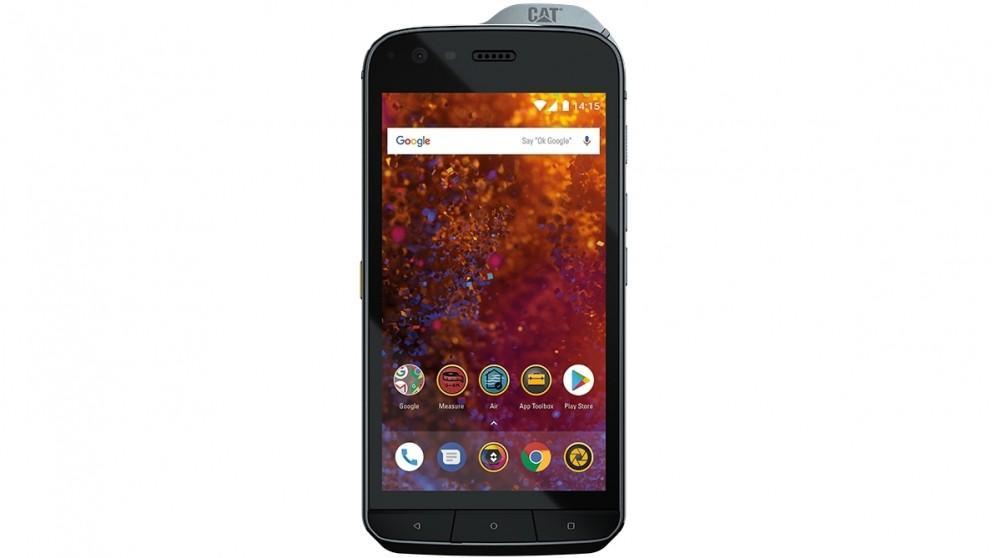 CAT S61 64GB Rugged Smartphone - Black