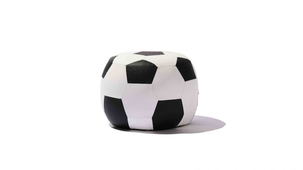 Central Baby District Soccer Ottoman