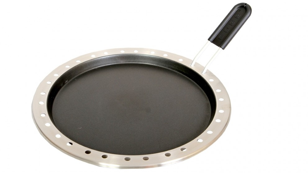 COBB Premier Frying Pan with Bonus Lifting Fork
