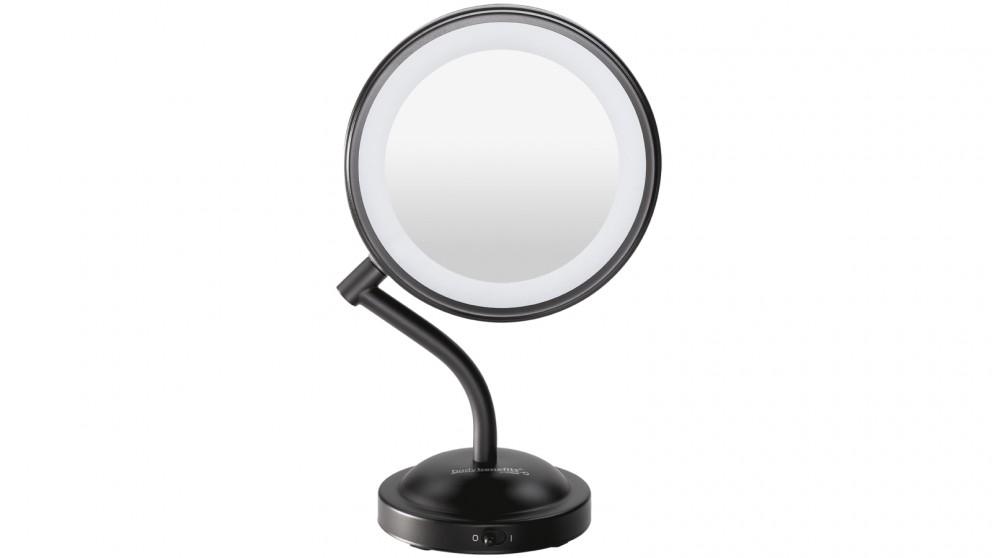 Conair Adorn LED Lighted Beauty Mirror - Black
