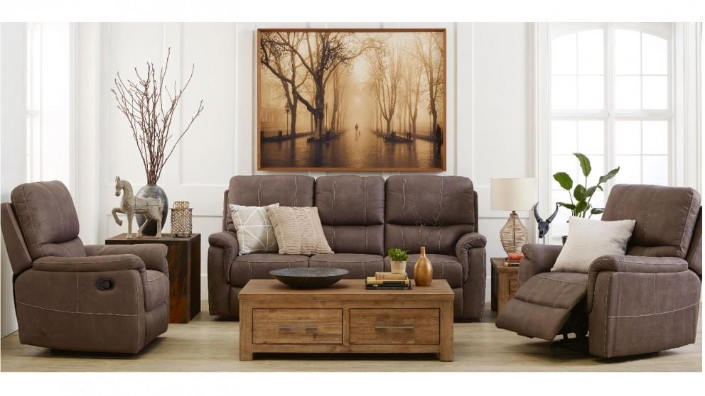 Eldorado Fabric Recliner Lounge Suite & Eldorado Fabric Recliner Lounge Suite - Lounges - Living Room ... islam-shia.org