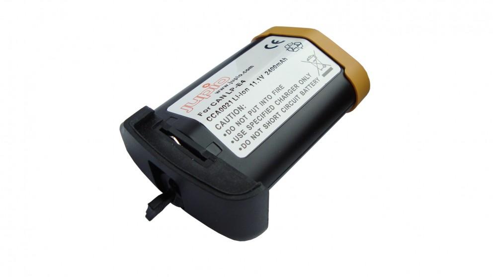 Jupio Canon LP-E4 2400mAh Battery