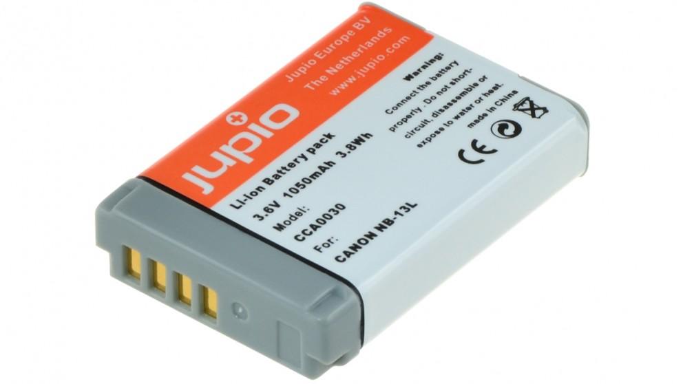 Jupio Canon NB-13L 1050mAh Battery