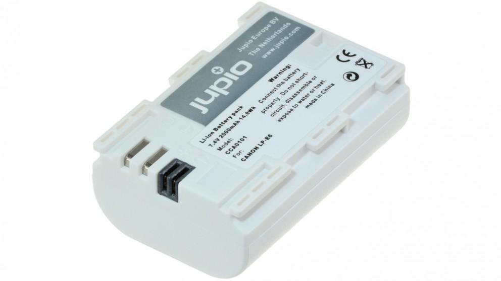 Jupio Canon LP-E6 Ultra 2000mAh Battery