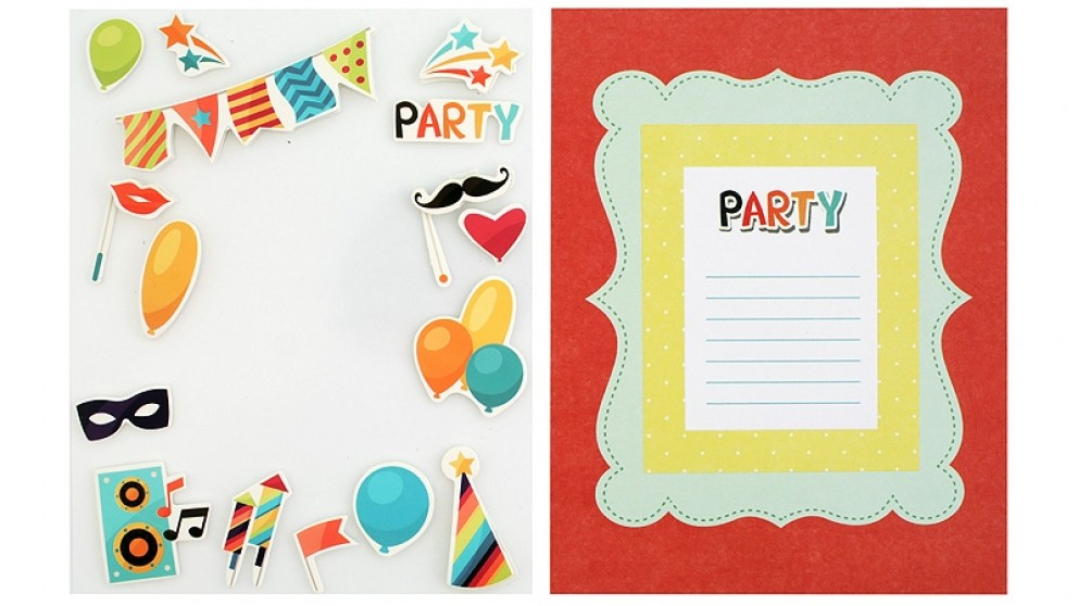 Instax Deco Frame - Party