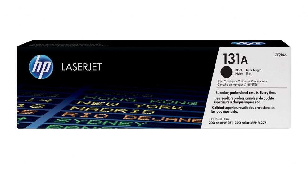 HP 131A LaserJet Toner Cartridge - Black