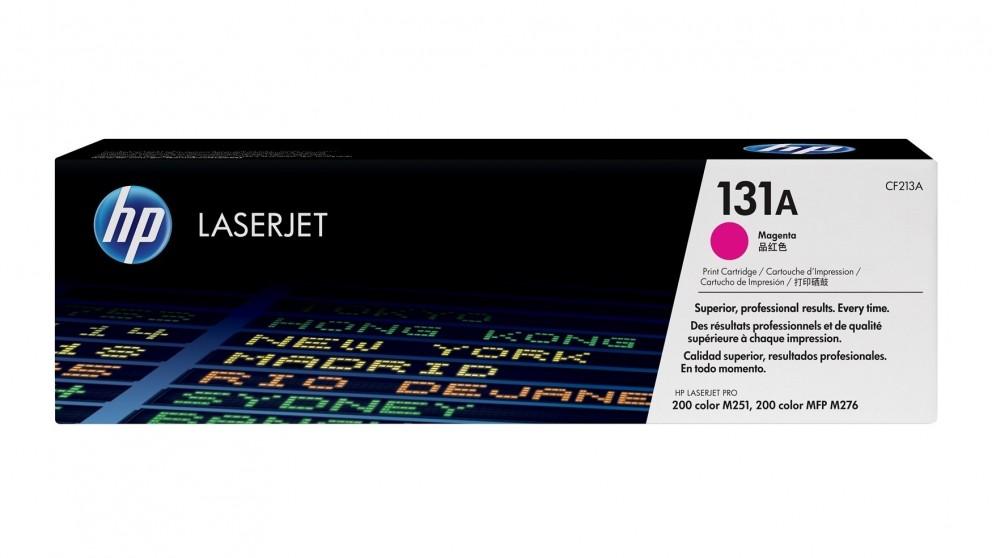 HP 131A LaserJet Toner Cartridge - Magenta