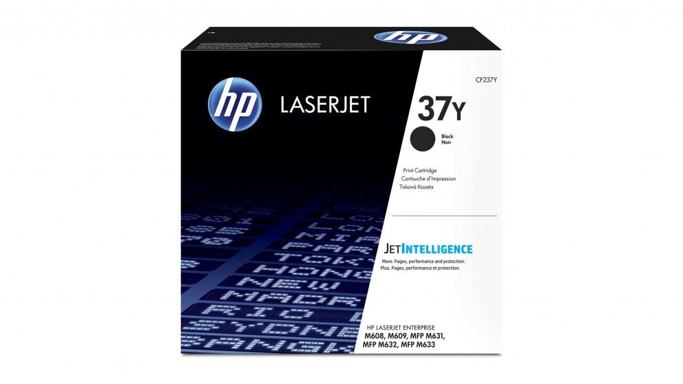HP 37Y Extra High Yield LaserJet Toner Cartridge