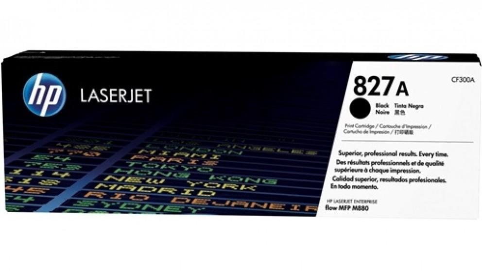 HP 827A Laser Jet Toner Cartridge - Black