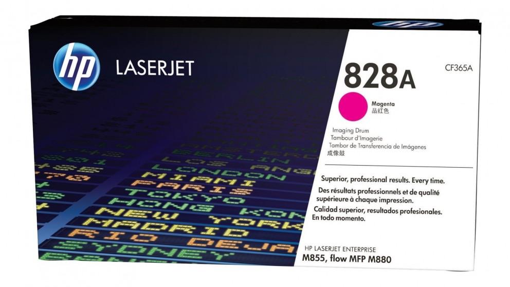 HP 828A LaserJet Drum Toner Cartridge - Magenta