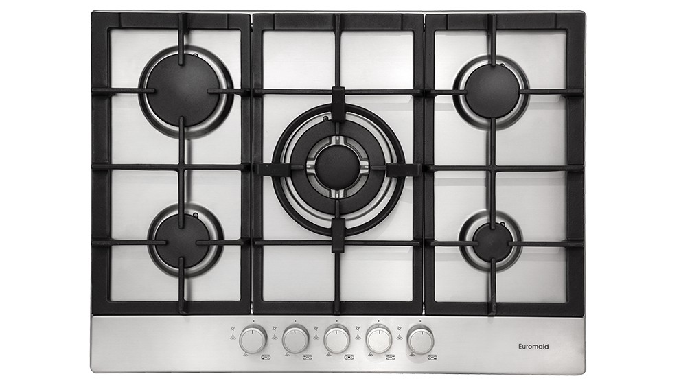 Euromaid 700mm Gas Cooktop