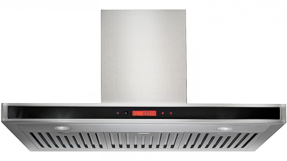 Euromaid 900mm Flat Box Canopy Rangehood