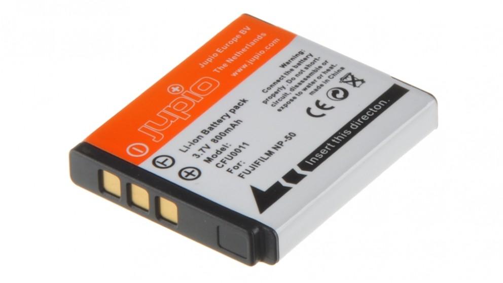 Jupio Fujifilm NP-50 800mAh Battery