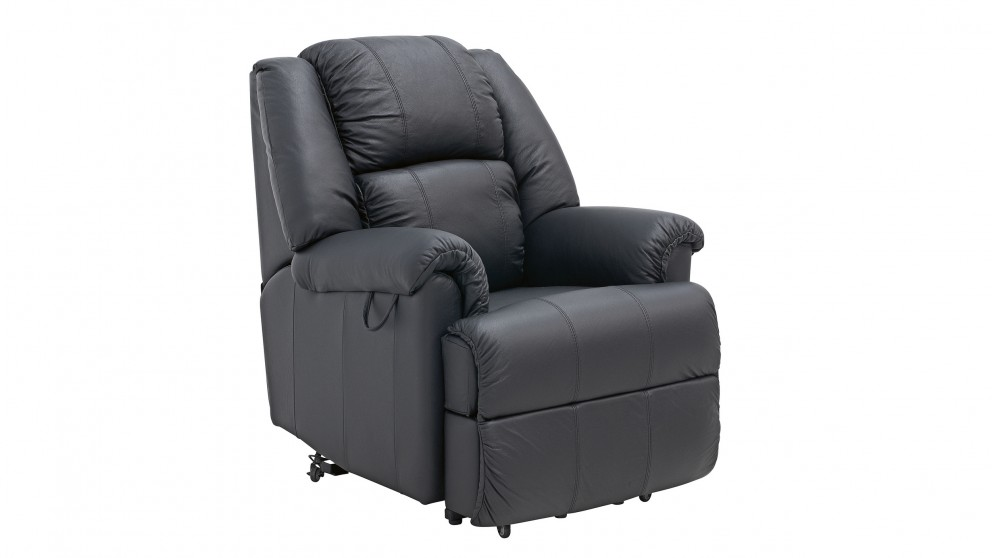 Ben Leather Dual-Motor Lift Chair
