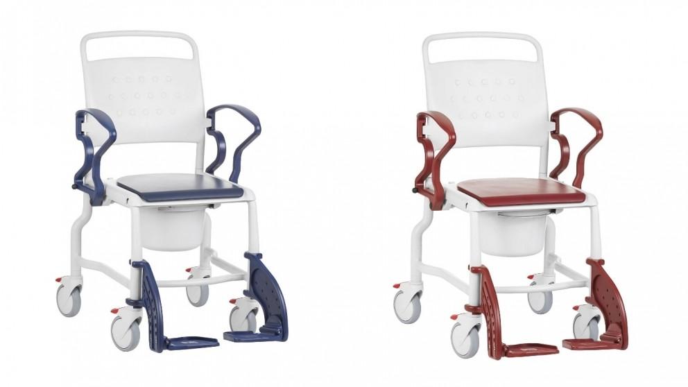 Rebotec Bonn Mobile Commode Chair