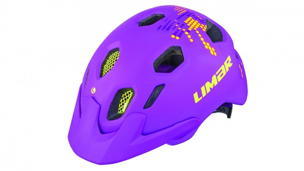 Limar Champ Medium Helmet - Matte Violet