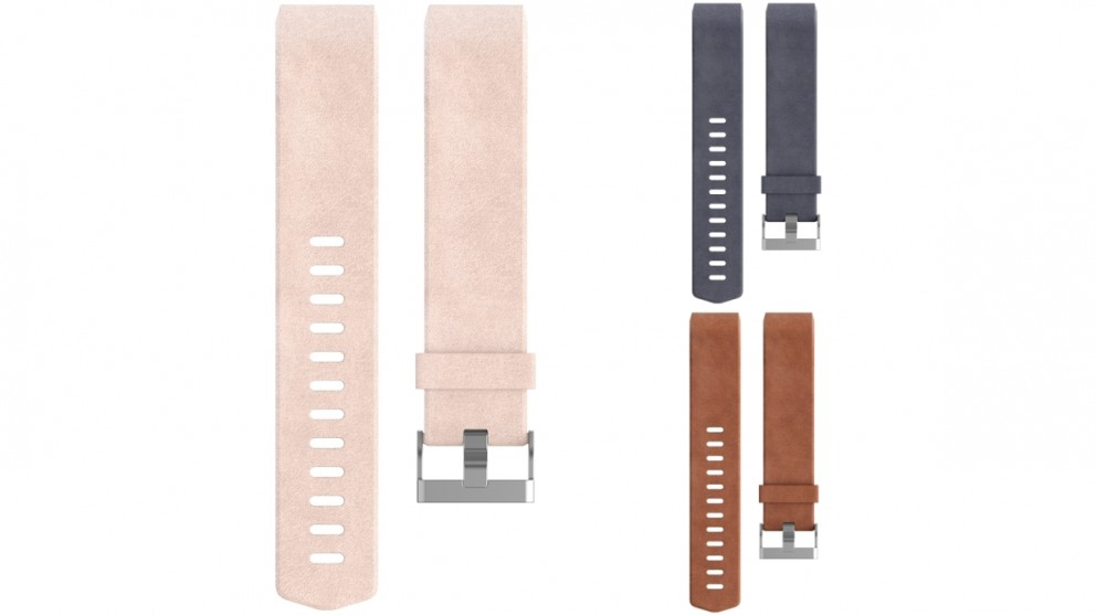 Fitbit Charge 2 Leather Wristband