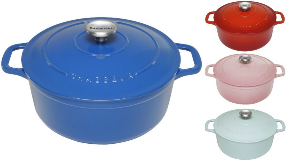Chasseur 28cm Round French Oven