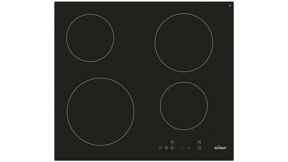 Chef 600mm Touch Control Ceramic Cooktop