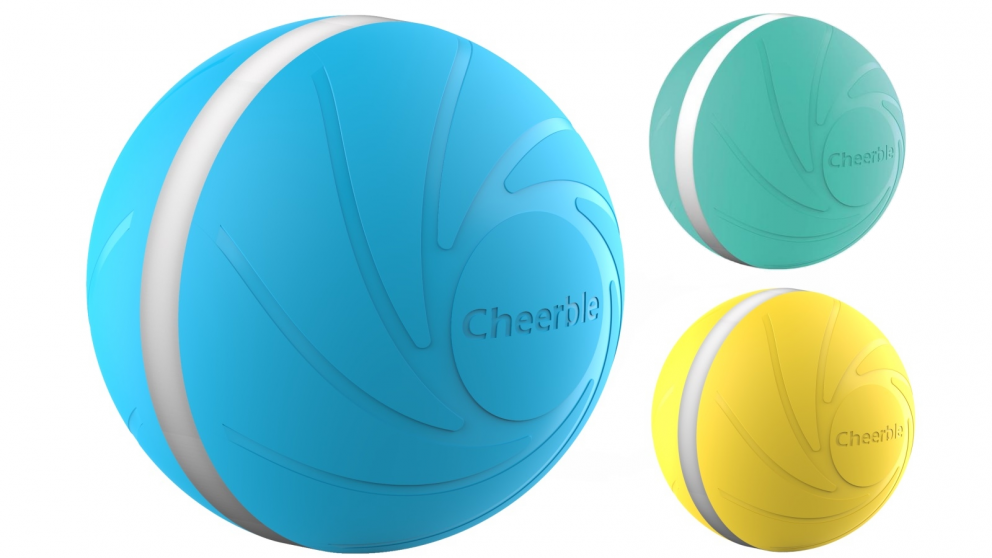 Pettecc Cheerble Wicked Ball Smart Pet Toy