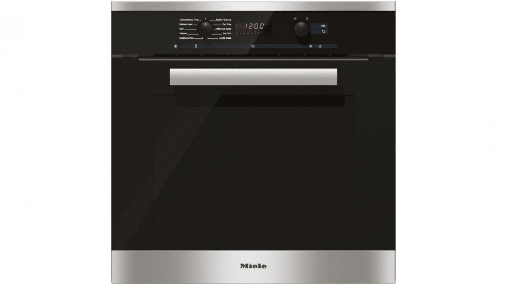 Miele H6260B Built-In Oven - 600mm