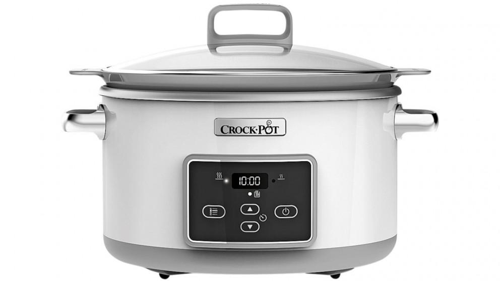 Crockpot Saute Slow Cooker