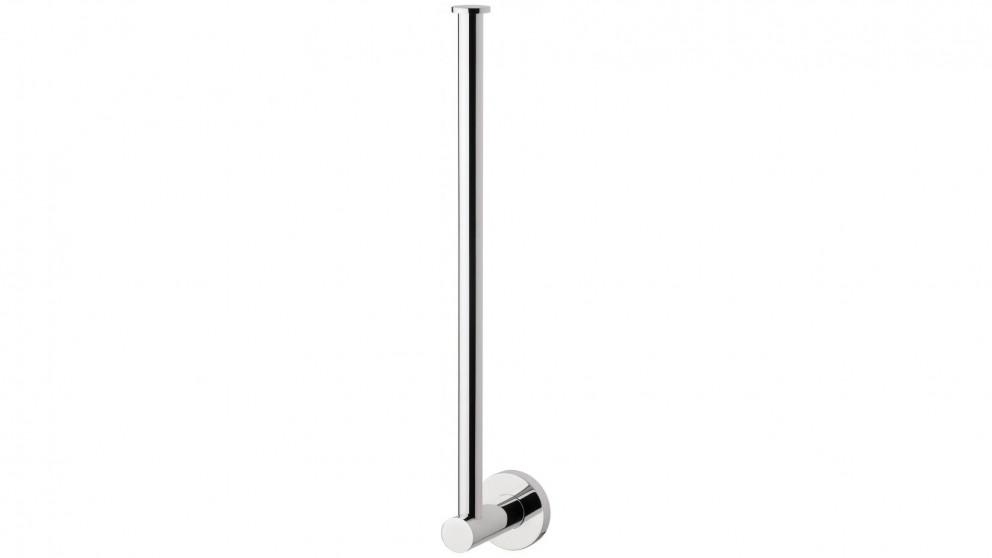 Phoenix Radii Spare Toilet Round Plate Roll Holder - Chrome