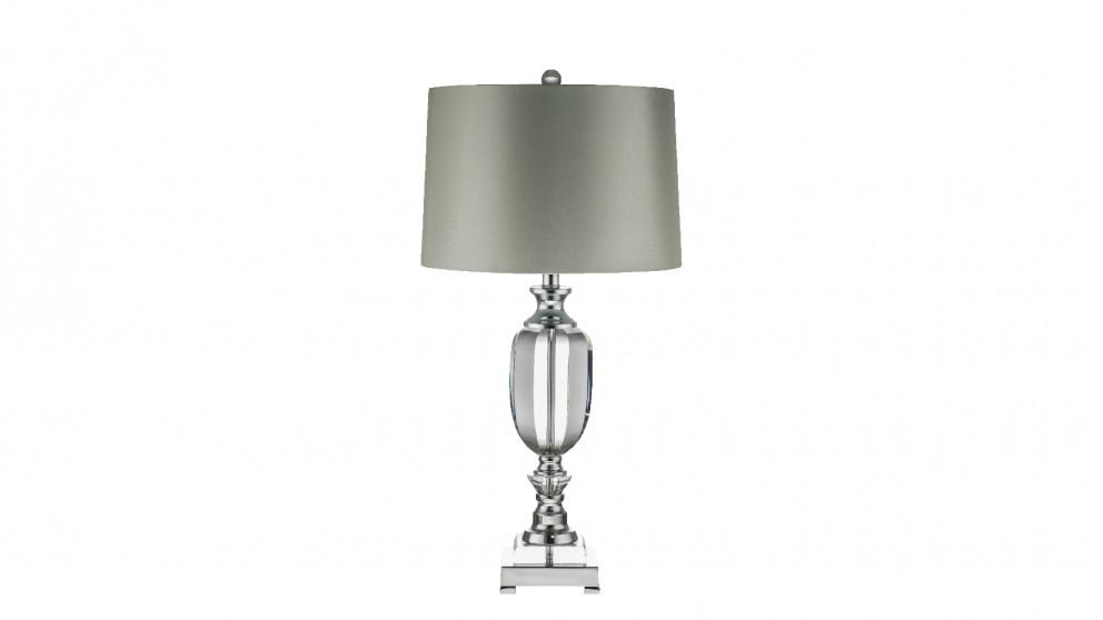 Helen Chrome Table Lamp