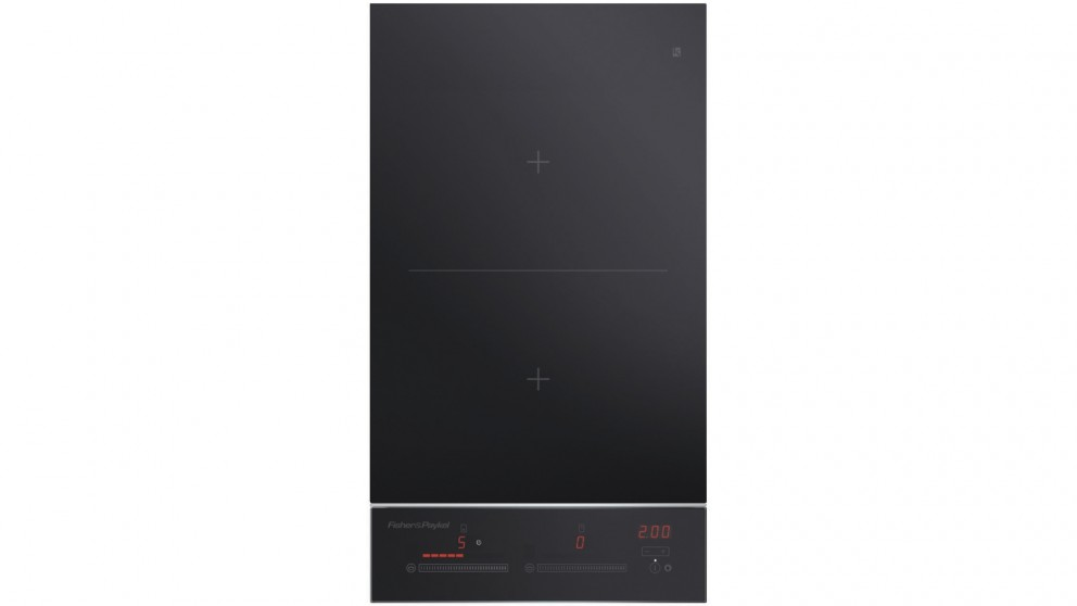 Fisher & Paykel 300mm 2 Zone Touch & Slide Induction Cooktop