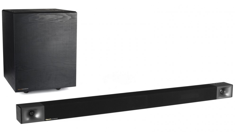 Klipsch Cinema 800 48-inch 3.1-Channel Dolby Atmos Soundbar with 10-inch Wireless Subwoofer