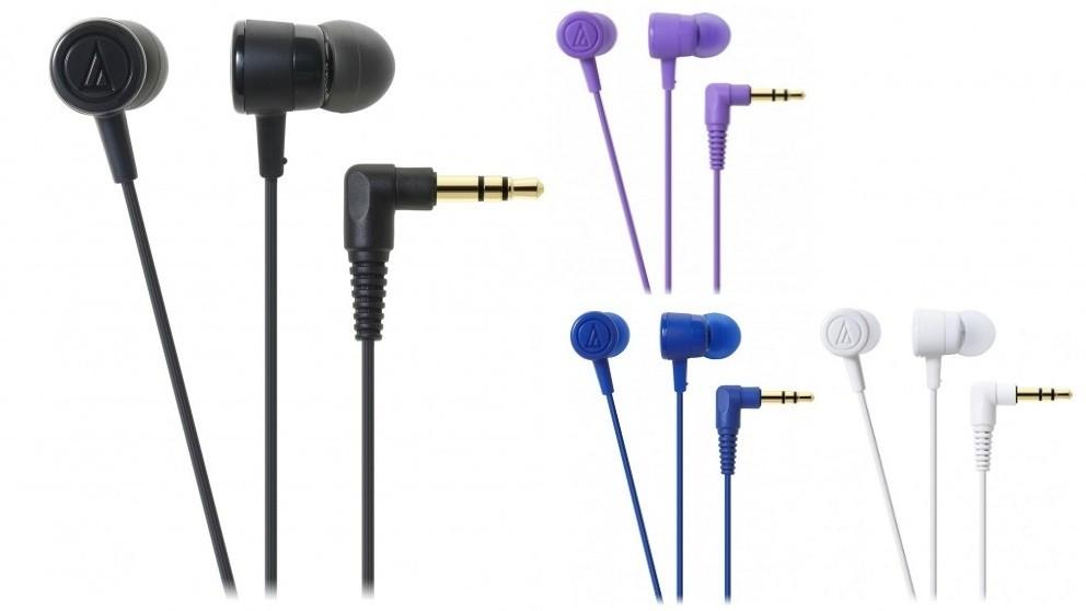 Audio Technica CKL220 Dip In Ear Headphones