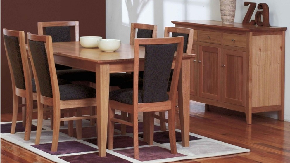 dining tables & chairs - glass, round & extendable dining tables