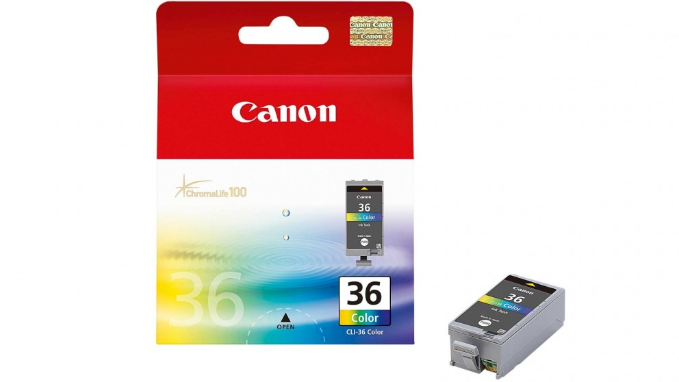 Canon CLI36C Four Colour Ink Cartridge