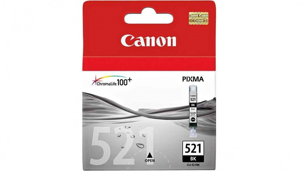 Canon CLI-521 Black Ink Cartridge