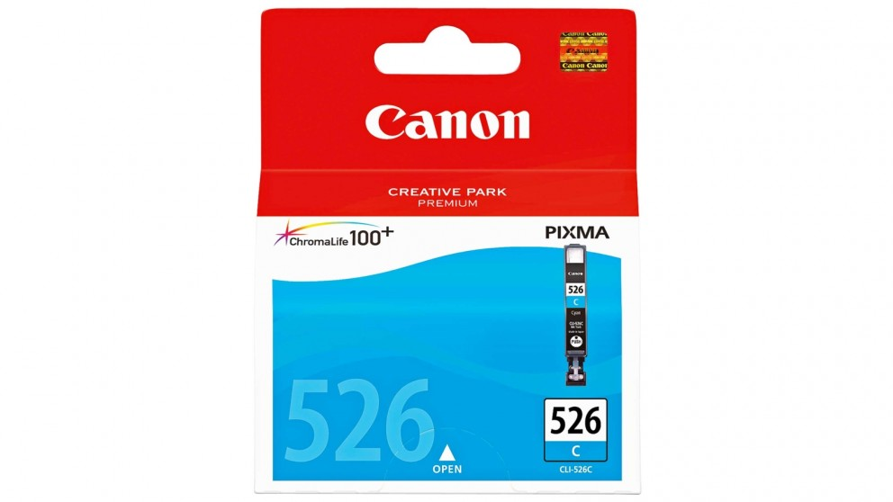 Canon CLI-526 Cyan Colour Ink Cartridge