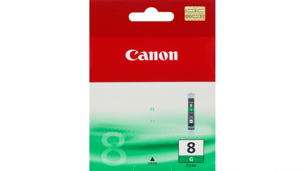 Canon CLI-8G Ink Cartridge - Green