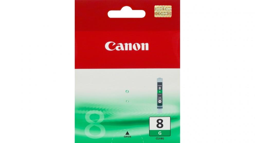 Canon CLI-8G Ink Cartridge - Green