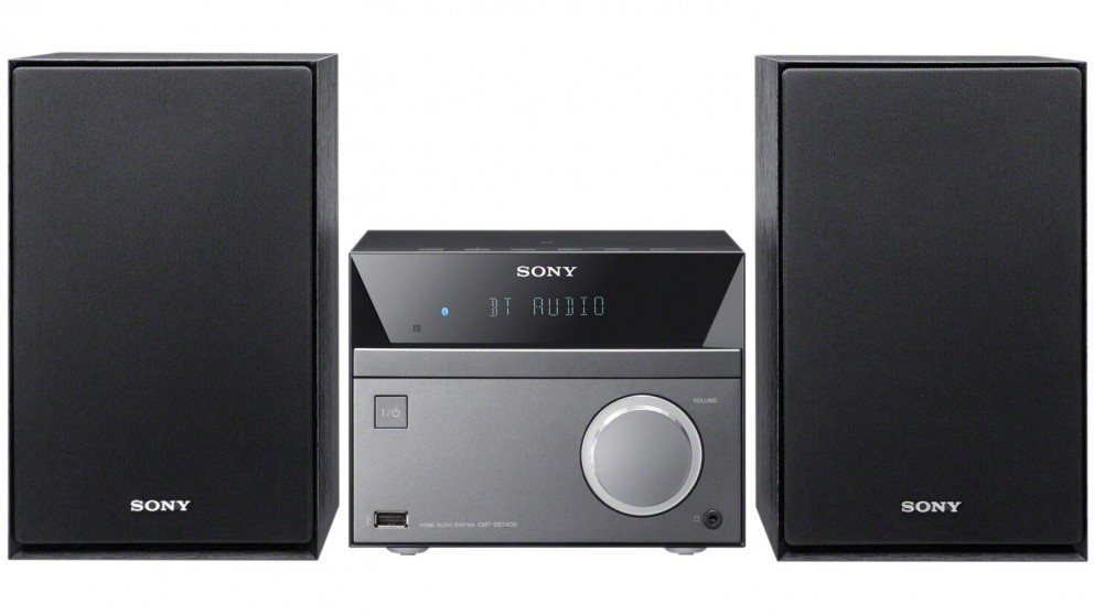 Sony CMT-SBT40D Hi-Fi System with Bluetooth