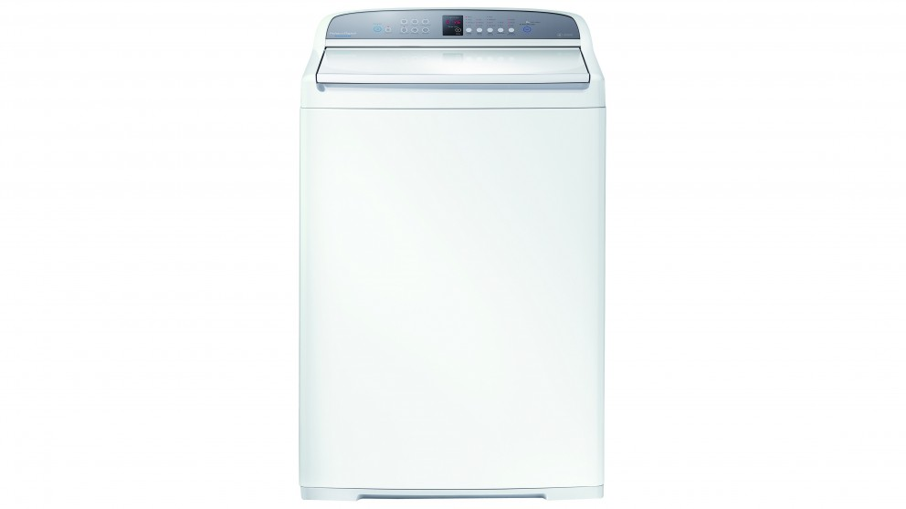 Fisher & Paykel 10kg WashSmart King Size Top Load Washing Machine