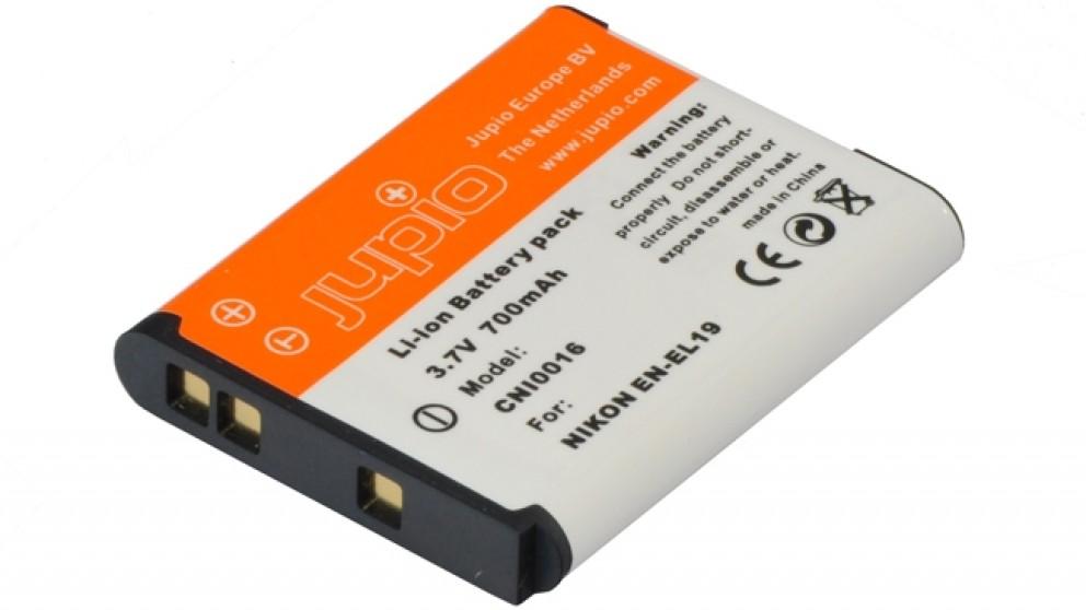 Jupio Nikon EN-EL19 700mAh Battery